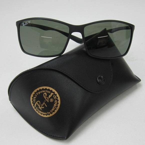 4b18b763fa RayBan RB 4179 Men s Sunglasses Polarized OLG516. M 5b770f9ee944baaf5121a8ef